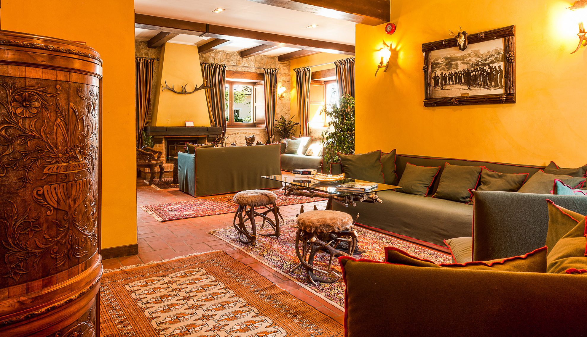 Hotel a Pescocostanzo Relais Ducale - 5 stelle